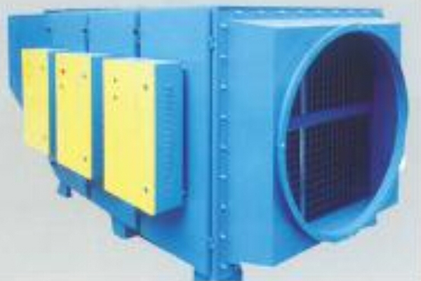 低温等离子体有机废气净化装置